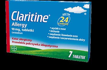 Claritine Ulotka