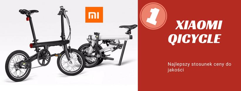 rower elektryczny Xiaomi QiCycle