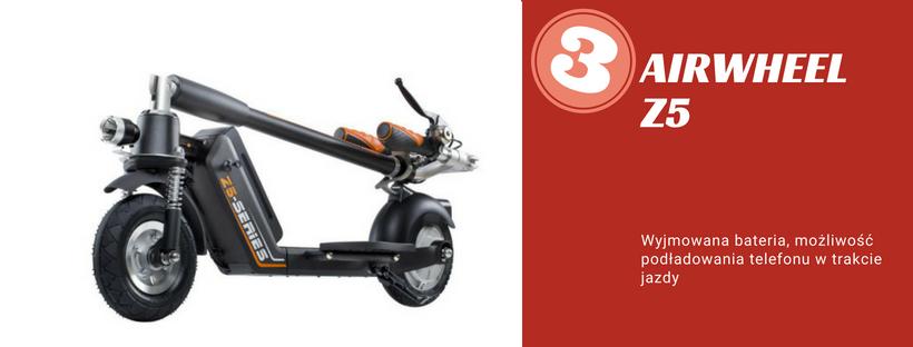 hulajnoga elektryczna Airwheel Z5